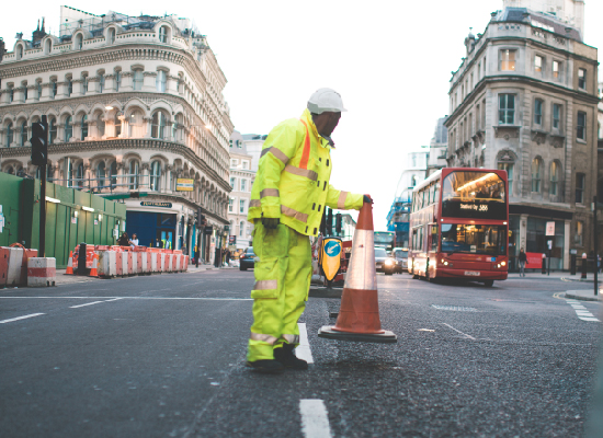NTS-Road-Worker-In-London
