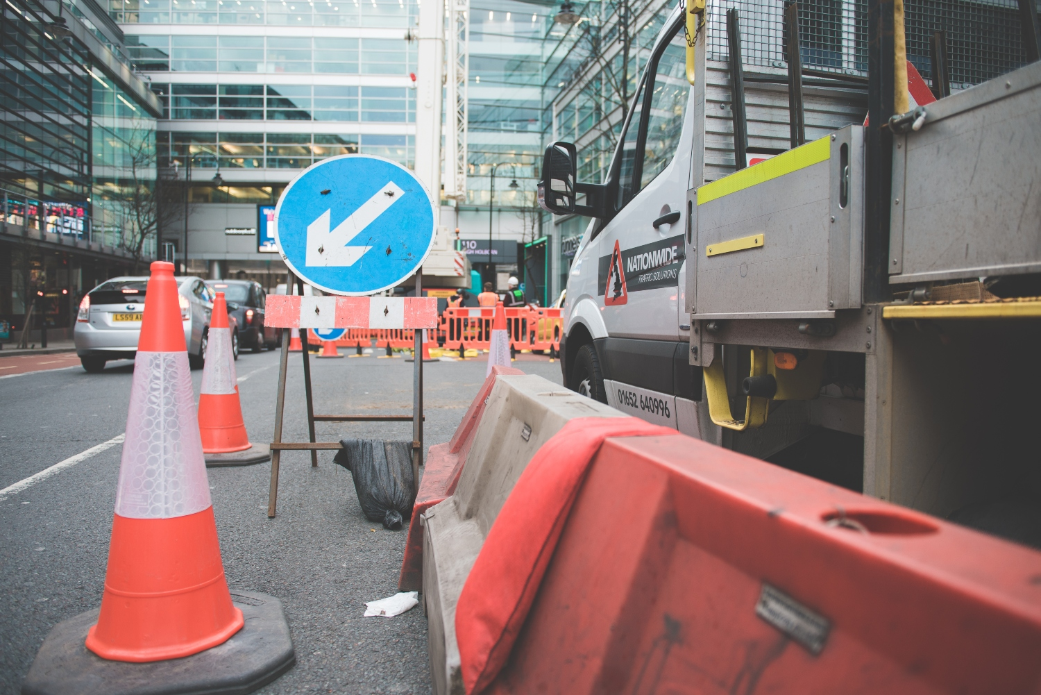 7 reasons to outsource your temporary traffic management